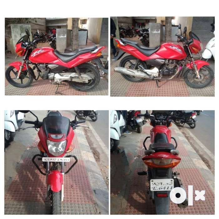 2008 Honda hero honda cbz xtreme Excellent condition up to date documt 0