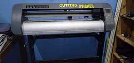 Cutting Sticker Teneth 740