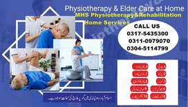 PHYSICAL SPEECH  THERAPY & HEALTH CARE HOME SERVICES