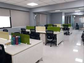 Ready to move 25 Seater Fully Furnished Office For Rent At New Palasia