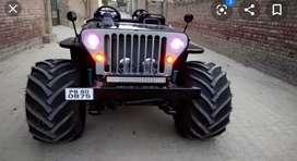 All Jeep hiii