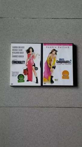 Dvd Miss Congeniality 1 & 2