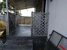 2kotha 2 lusa land along with house at pub banipur, dibrugarh