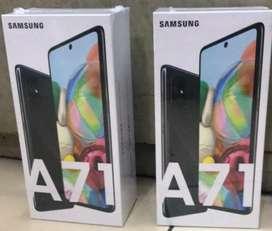 Samsung A71 new garansi resmi 1thn lokasi giant mega bekasi