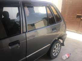 Mehran outer genuin inner genuin lush condition excellent AC