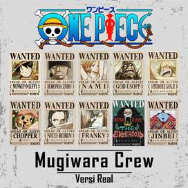 Poster Bounty One Piece