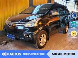 [OLX Autos] Toyota Avanza G 1.3 AT Bensin 2013 Hitam #Mikail Motor