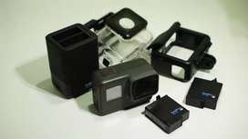 Gopro 5 Black all original (Nego)