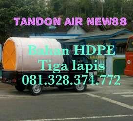 Tandon Kebumen toren 3000 liter bahan plastik