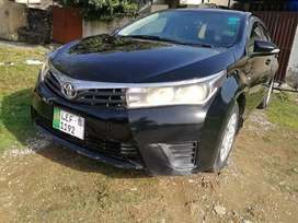Toyota Corolla Xli manual Black color 10/10 condition
