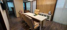 Furnished office for rent in mahape