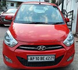 Hyundai i10 2007-2010 Magna 1.2, 2013, Petrol