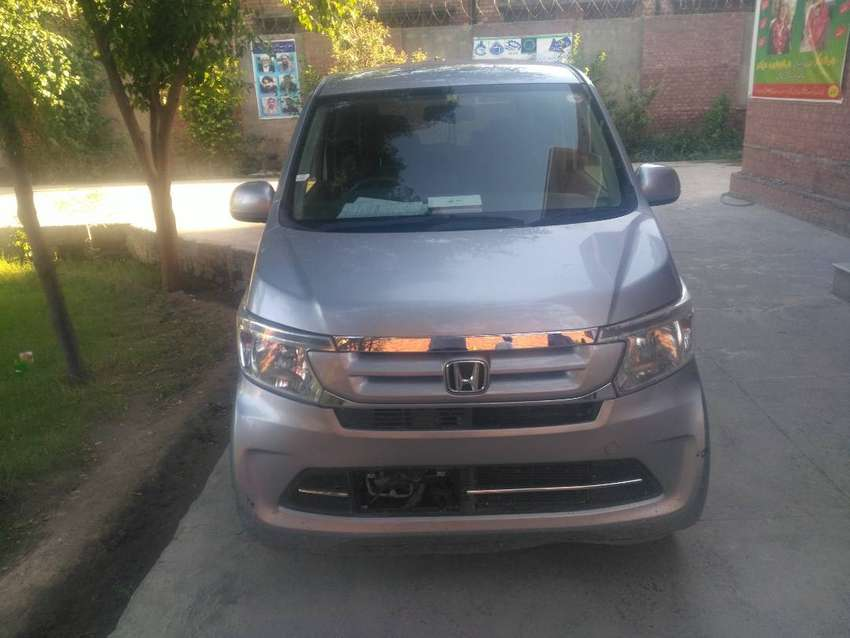 Honda N Wagon ( Immaculate Condition ) 2017 0