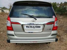 Toyota Innova 2.5 VX BS IV 7 STR, 2015, Diesel