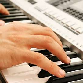 Keyboard Lessons with theory
