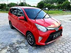 Toyota calya G th 2016 dp 12jt