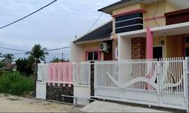 Dijual Rumah type 45, baru 3 bulan ditempati, mau pindah ke kampung