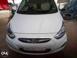 Hyundai Verna 2013 2nd Top model Diesel 140000 Km Driven