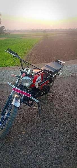 CD 100 SS bike