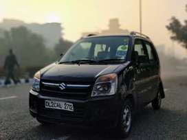 WagonR - tyres and clutch plate changed last year