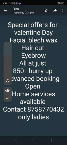 Salone service