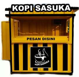 CONTAINER DAGANG/BOOTH CONTAINER/SEMI CONTAINER/CONTAINER
