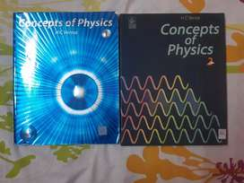 concepts of physics-h.c verma, part 1and 2