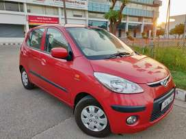 Hyundai I10 Asta 1.2 with Sunroof, 2008, Petrol
