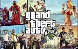 PC Game, GTA V