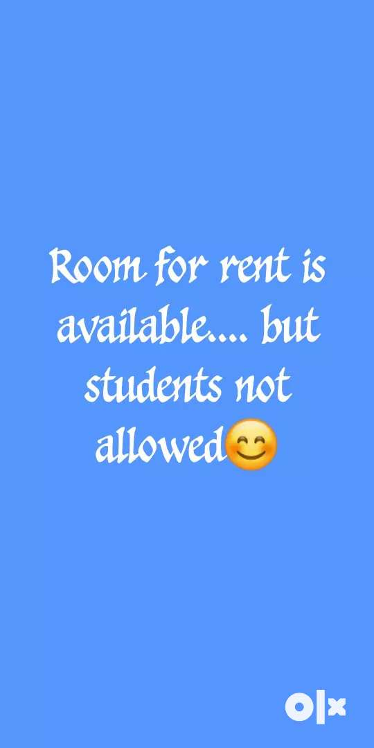 Room for rent is available 0