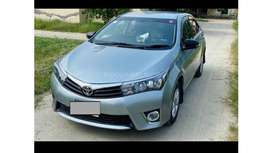 TOYOTA COROLLA ALTIS 2015 ON MONTHLY EASSY INSTALLMENT
