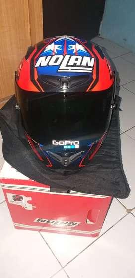 Helm Nolan X802RR carbon