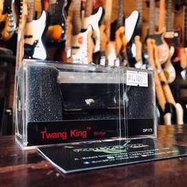 Dimarzio  DP173BK Twang King Bridge Singlecoil Guitar Pickup Black