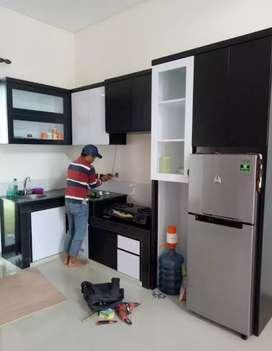 Kitchen set K cocok untuk keluarga kita