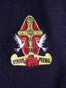 School sweater all saints shillong
