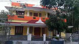 3 Bhk furnished house  for rent..Rs 35000/month near cochin airport