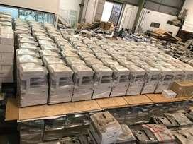 Mesin fotocopy digital multifungsi siap kerja
