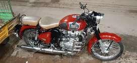 Royal Enfield 350cc classic
