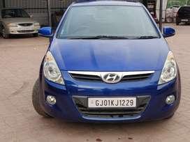 Hyundai I20 Asta 1.4 Automatic with AVN, 2011, Petrol