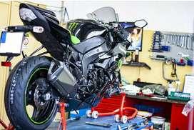 Wanted Bike mechanic