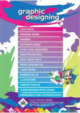 Graphic Designer Seeking Job - Freelance