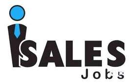 Required sales men person fresher can also apply