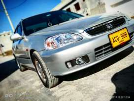 Honda civic vti for sale only for honda lover