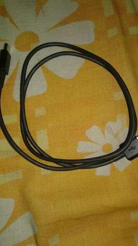 Original Samsung USB to C cable.