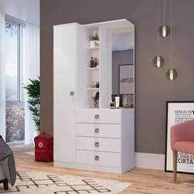 New stylish dressing tables with drawers mirror best quality