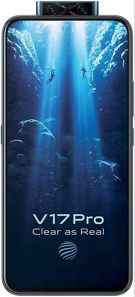 Vivo V17 Pro (Midnight Ocean, 8GB RAM, 128GB Storage)  Its used and re
