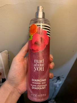 The body shop mad about you parfum glitter
