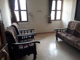 Flat with decent area in Anand