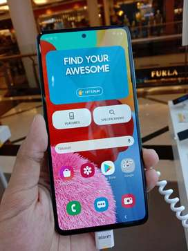 Samsung A51 Home Delivery Garansi Resmi PROMO