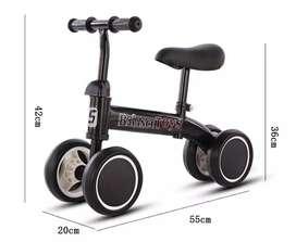 Sepeda latihan.